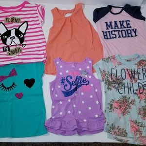 Other - 💥SOLD💥Girls Bundle Of 18pcs Size 6 - 7/8